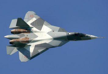 I moderni combattenti russi: Specifiche (Foto)