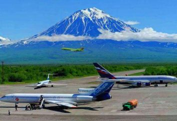 Yelizovo – International Airport (Kamchatka). Altri aeroporti Kamchatka Territorio