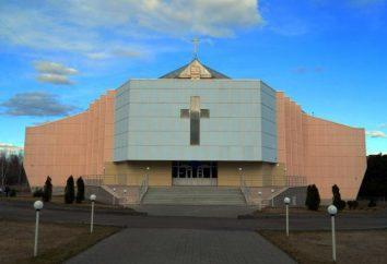 """Izhevsk, la chiesa """"Filadelfia"""": descrizione e fatti interessanti"""