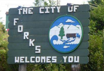 Forks (Washington) – le plus mystique ville américaine