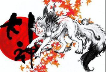 Japanischer Wolf: die Beschreibung der Arten, Lebensraum, verursacht vom Aussterben bedroht