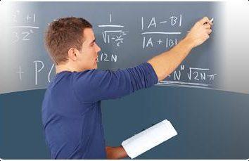 La radice dell'equazione – informazioni introduttive