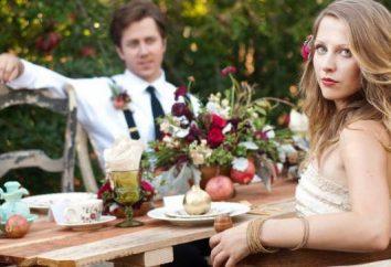 Granat weselne: prezenty dla małżonków