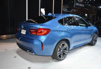 """BMW X6 M: elegant und gewagt """"Bavarian"""" Bewunderung"""