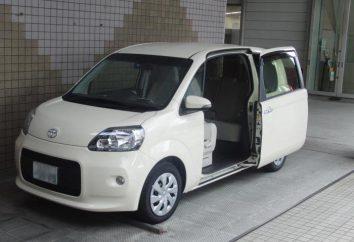 Toyota Porte: Specyfikacje i opis modelu