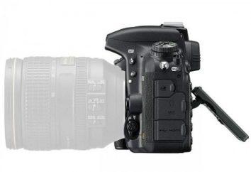Aparat Nikon D750 ciała: opis, cechy i recenzje