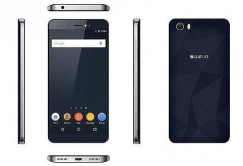 Smartphone Bluboo Picasso: opinie, specyfikacja