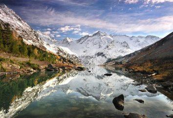 Wo im Altai im Sommer mit der ganzen Familie zur Ruhe?