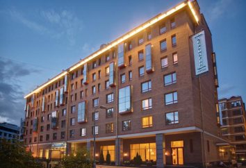 """O hotel """"Aquamarine"""", Moscovo: comentários, endereço"""