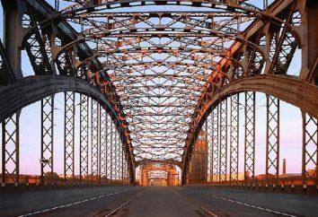 Most Bolszeochtinskij Petersburg: między przeszłością i przyszłością