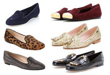 Laufer (zapatos) – lo que debe llevar? laca Lofer