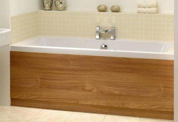 Ekrany kąpieli – ważny szczegółowo projektowania pomieszczenia