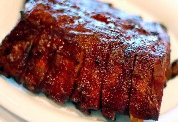 costine di maiale al forno – la ricetta per la vacanza