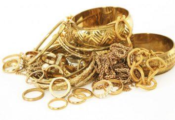Vu dans le rêve d'or – qu'est-ce que cela signifie?