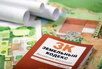 Come fare un appezzamento di terreno nella proprietà? Date, politiche