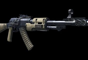 """AN-94 """"Abakan"""". Recensioni, le specifiche, le foto. automatica Nikonov"""