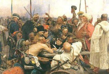 """Malowanie Repin """"Zaporozy (Kozacy) Napisać list do tureckiego sułtana"""""""