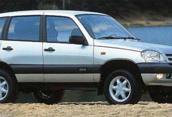 """SUV Chevrolet Niva ( """"Chevrolet Niva""""): recensioni, le debolezze, le specifiche tecniche"""