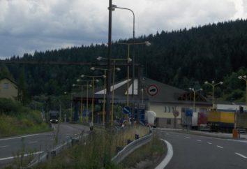 """La storia e le caratteristiche del confine """"Slovacchia – Repubblica Ceca '"""