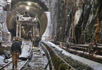 Met an den Knochen oder die Geisterbahn in Moskauer U-Bahn