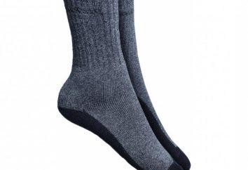 Termocalzini: recensioni. Come scegliere un calzini termici