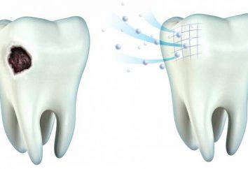 reminéralisation des dents à la maison: médicaments