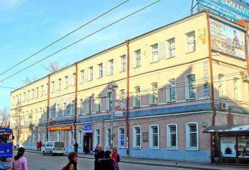 referencia de la demandante. colegios Irkutsk