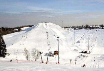 Skigebiet Tyagachev: Beschreibung und Bewertungen