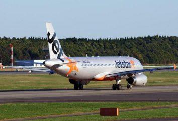 « Airbus 321 »: la description, le meilleur emplacement et mise en page