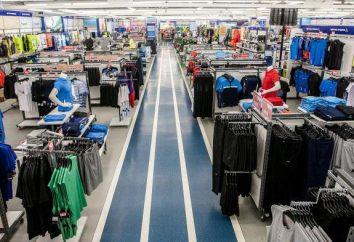"""Sporting Goods: indirizzo del negozio """"Sportmaster"""" a San Pietroburgo"""