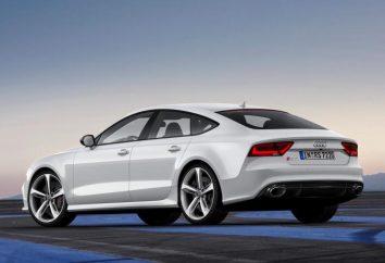 La nouvelle « Audi RS7 » – autre chef-d'œuvre du monde célèbre société allemande
