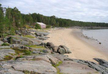 Najmniejszy i najbardziej piękne północne morze Rosja – White Sea