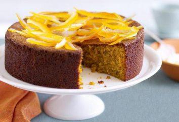 gâteau mandarin: recette avec une photo