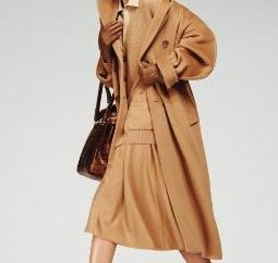 Max Mara – manteau de style impeccable