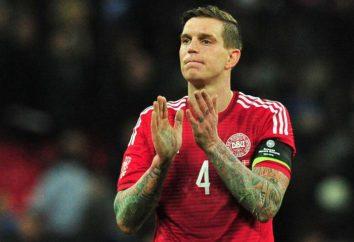 Daniel Agger: a vida ea carreira do capitão da equipe nacional dinamarquesa