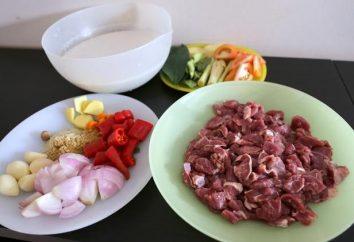Como cozinhar o ensopado em casa rápida e eficiente?