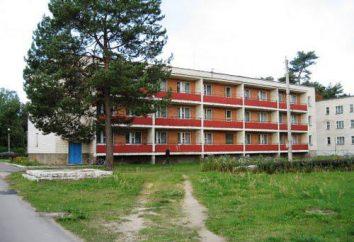 """""""Lake Forest"""" – Sanatorium (la regione Vitebsk). Sanatori in Bielorussia"""