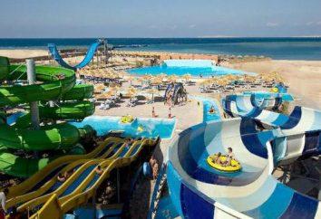 """Hotel """"Titanic Beach Spa Aqua Park 5 *"""" (Hurghada, Egito): visão geral, descrição. Titanic Beach Spa & Aqua Park 5 *: comentários"""