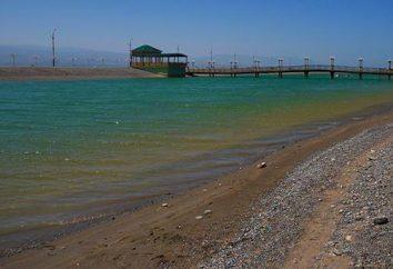 "Kairakkum Reservoir (Tadschikistan), die Bucht ""Peace"": rest"