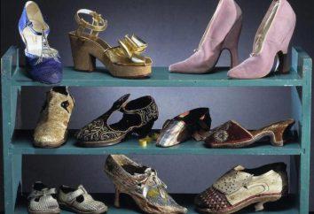 Storia delle scarpe dai tempi antichi fino ai giorni nostri