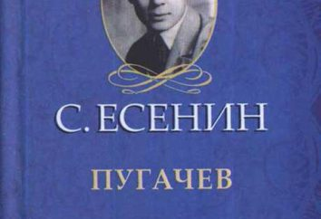 """L'immagine di Pugachev Esenina poesia """"Pugachev"""". La valutazione di una poesia critici"""