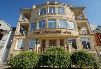 """Hotel """"Continente"""" (Anapa): endereço, fotos e comentários"""