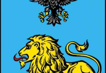 Flagge und Wappen der Region Belgorod. Geschichte, Beschreibung