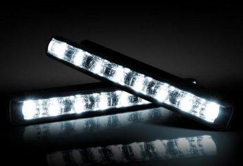 Jak wybrać włączonymi światłami w samochodach? Przegląd, rodzaje, cechy i recenzje