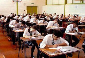 La educación en Inglaterra. El sistema educativo en Inglaterra