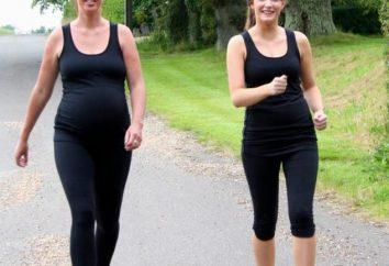 Esercizi facili per le donne in gravidanza: 3 trimestre, 2 ° e 1 °