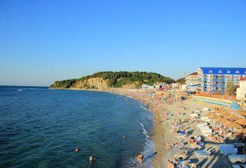 Osada Olginka gości domy w pobliżu morza: lokalizacja, opinie