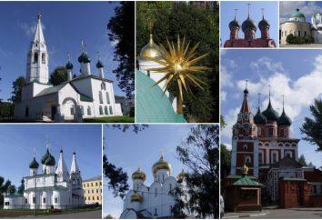 Jaroslawl Kirche des Propheten Elias: Beschreibung, Geschichte