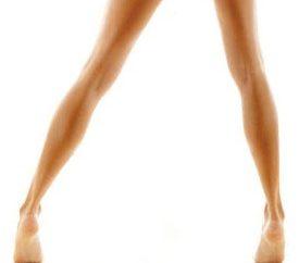 Jak przytyje w nogach dziewczyn?