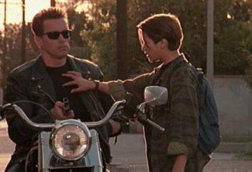"""Dzhon Konnor – o personagem do filme """"O Exterminador do Futuro"""": o papel dos actores, no filme"""